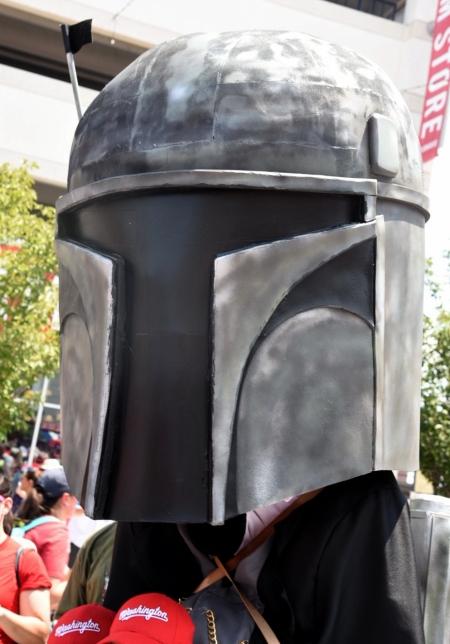 Nationals Star Wars Day Racing Presidents Boba Fett