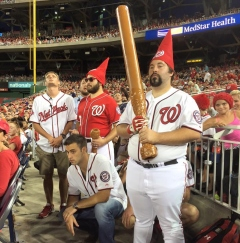Garden Gnomes Nationals Park - Anthony Rendon