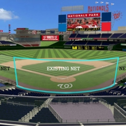 How new on-field netting will affect fans at Nationals Park