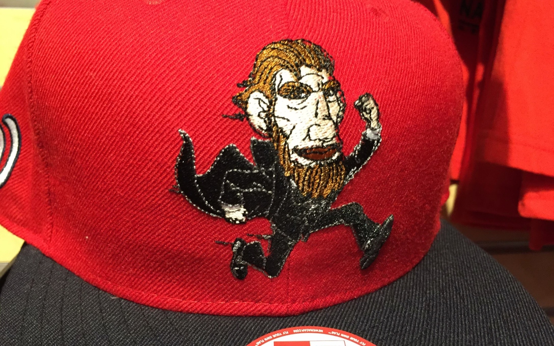Abe Lincoln baseball cap