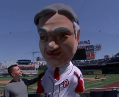 Herbert Hoover Washington Nationals New Racing President