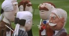 Nationals racing presidents Game of Thrones