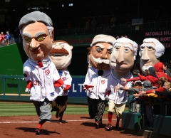 Nationals Racing Presidents New President Herbert Hoover