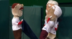 Teddy Roosevelt pulls the rug from racing presidents