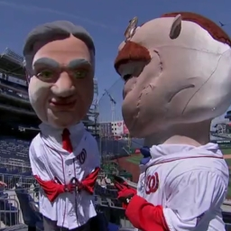 Video: Meet the Washington Nationals new racing president Herbert Hoover