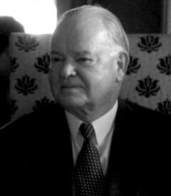 Washington Nationals new racing president Herbert Hoover