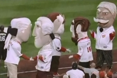 National Handshake Day Racing Presidents