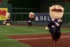 Teddy Roosevelt wins presidents race