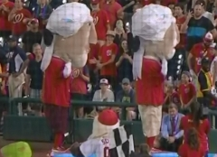 Nationals racing presidents Olympic Synchronized Diving race