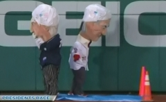 Nationals Racing Presidents race triathlon swimming