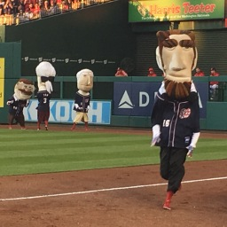 Video: Abe Lincoln tricks the racing presidents on National Paper Airplane Day