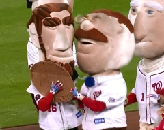 National Lucky Penny Day Nationals Racing Presidents