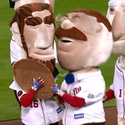 Video: On National Lucky Penny Day, Teddy finds a penny , Abe steals it