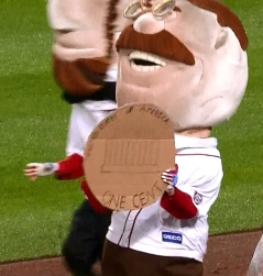 Nationals racing presidents Lucky Penny Day