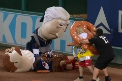 Nats Racing Presidents Oktoberfest pretzels 003