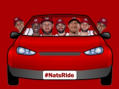 Natsride Car with Players