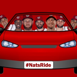 Washington Nationals Fans revive #Natsride hashtag to help each other get home after Thursday's late playoff game