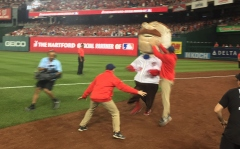 Washington Nationals NLDS presidents race Teddy Roosevelt 3