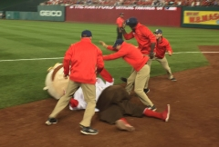Washington Nationals NLDS presidents race Teddy Roosevelt 5