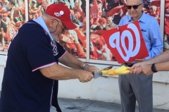 Washington Nationals Rubber Chicken Sacrifice 3