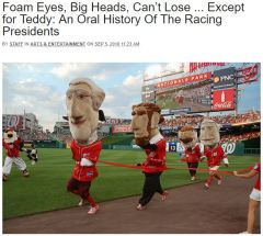 DCist Racing Presidents oral history