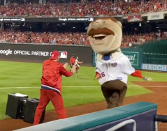 Nat Pack tries to stop Teddy Roosevelt Racing presidents
