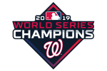 Washington Nationals World Series Champions 2019